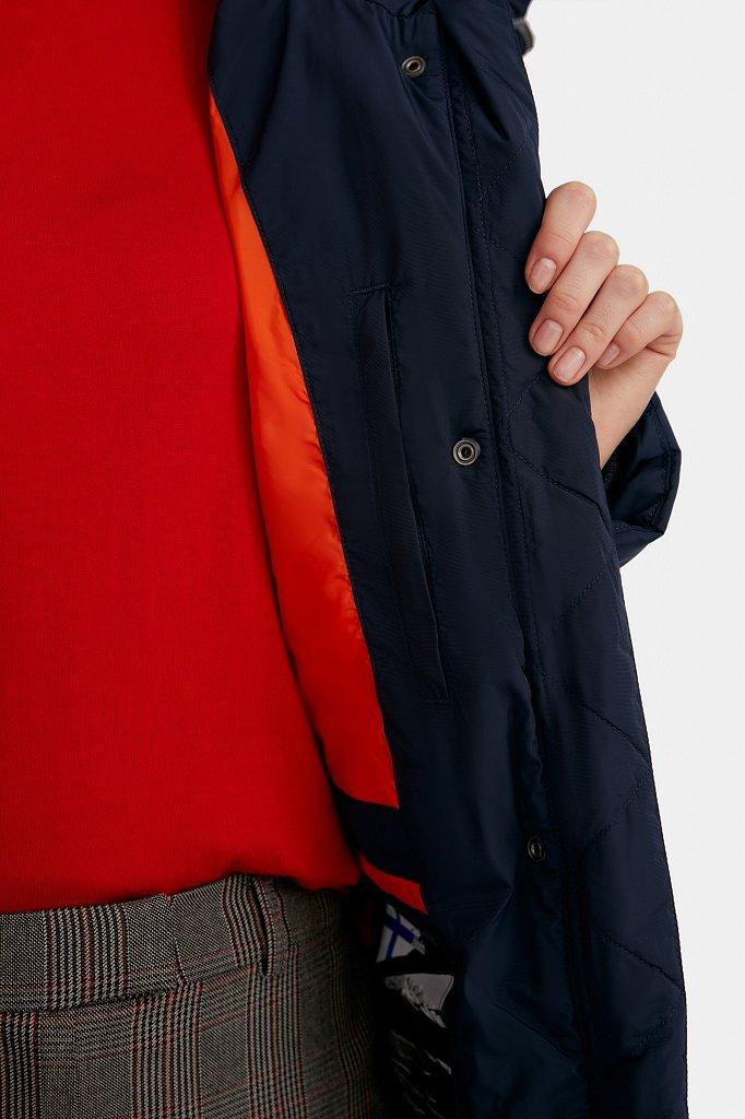 Пальто женское, Модель W20-12013, Фото №4