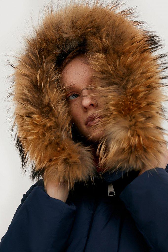 Пальто женское, Модель W20-12013, Фото №7