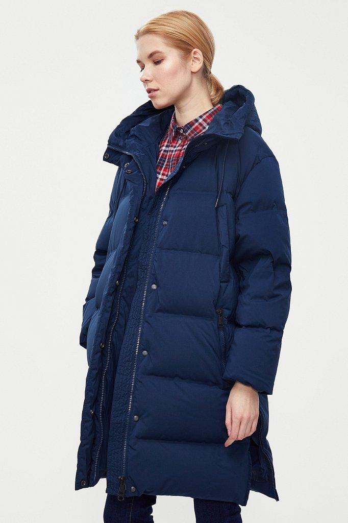 Пальто женское, Модель W20-12037, Фото №4