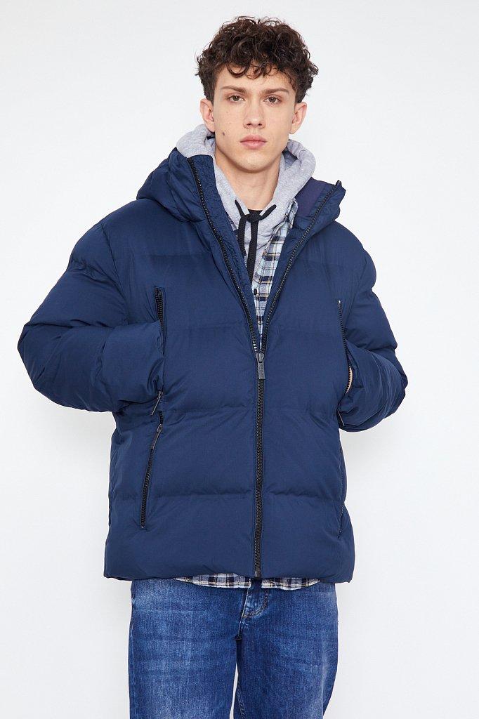 Куртка мужская, Модель W20-21008, Фото №2