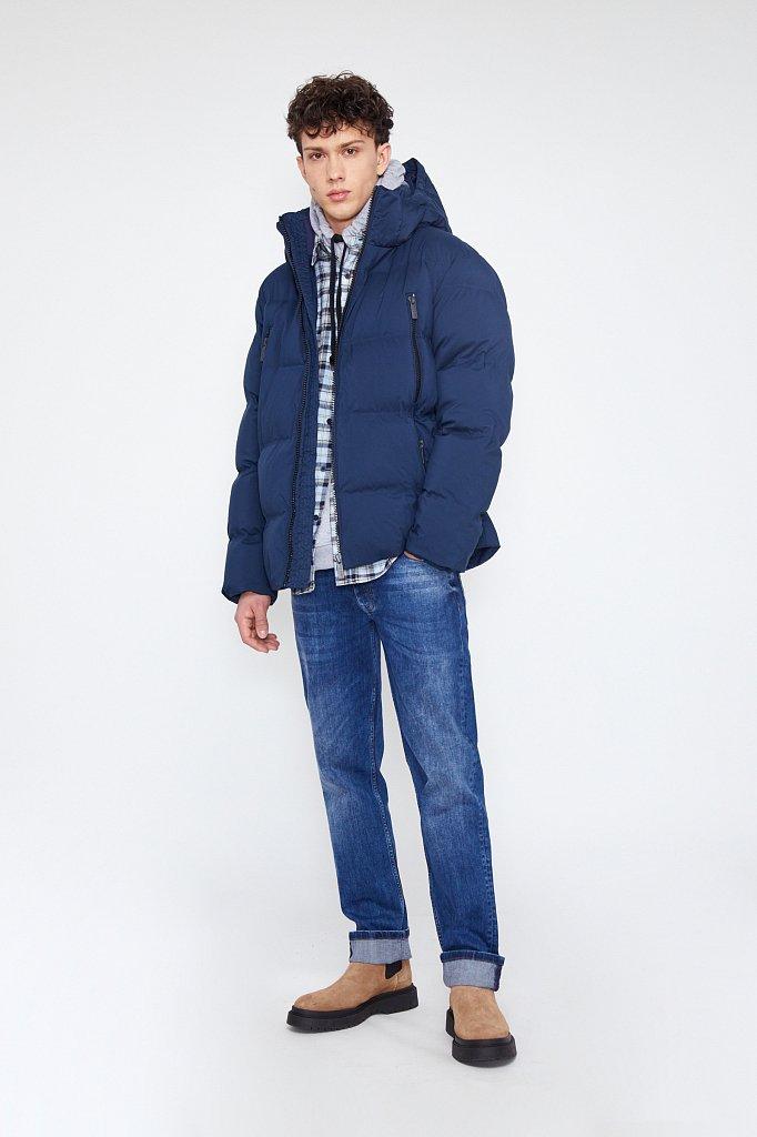 Куртка мужская, Модель W20-21008, Фото №3