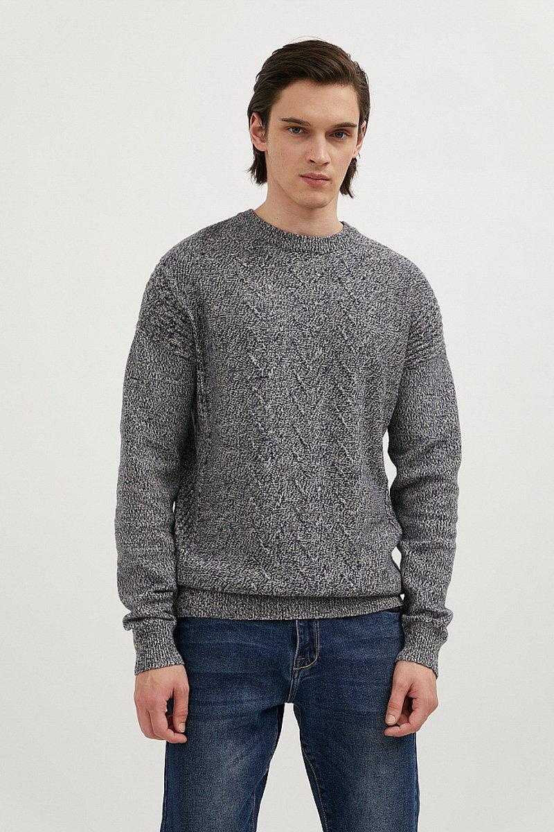Джемпер мужской, Модель W20-22114, Фото №1