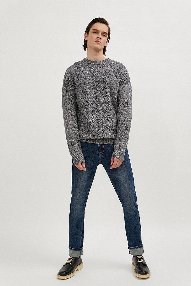 Джемпер мужской, Модель W20-22114, Фото №2