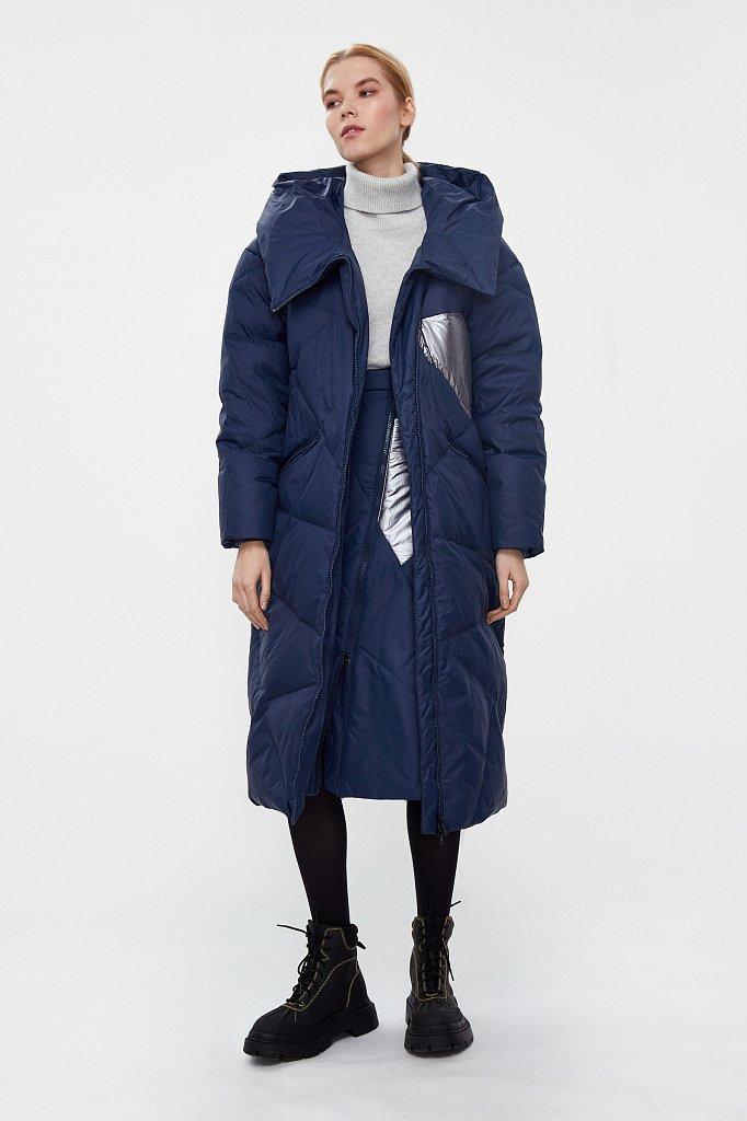 Пальто женское, Модель W20-32009, Фото №3