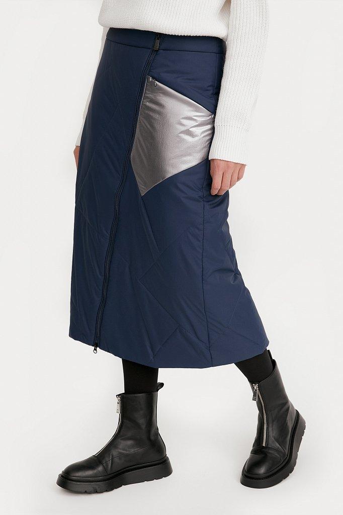 Юбка женская, Модель W20-32011, Фото №3