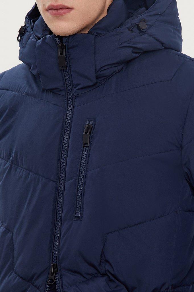 Куртка мужская, Модель W20-42006, Фото №6