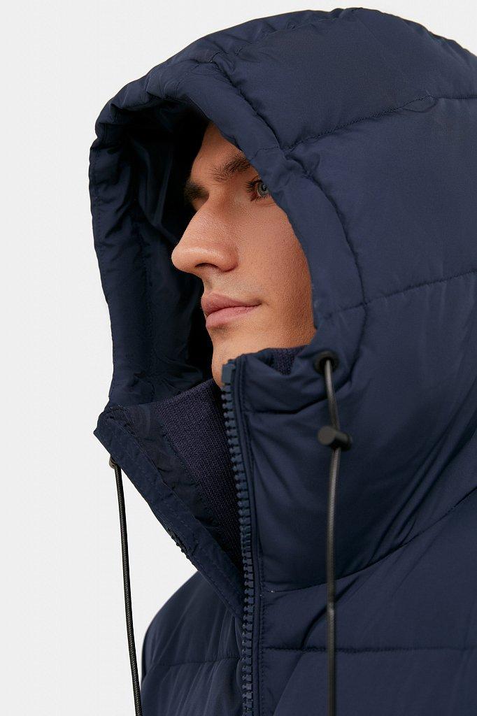 Полупальто мужское, Модель W20-42007, Фото №3