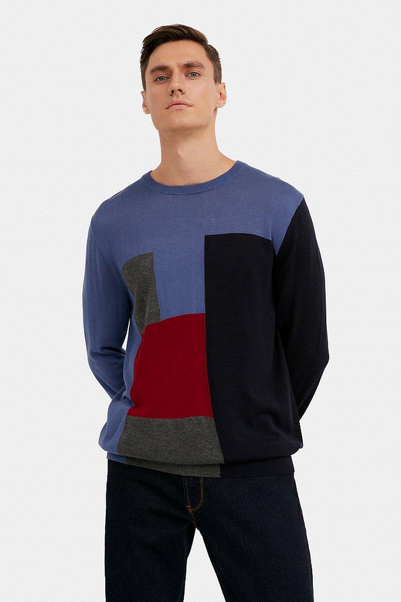 Джемпер мужской, Модель W20-42100, Фото №1