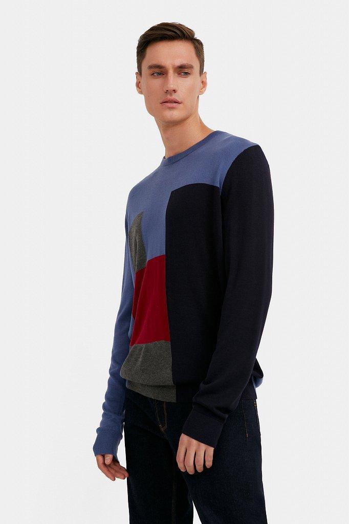 Джемпер мужской, Модель W20-42100, Фото №3