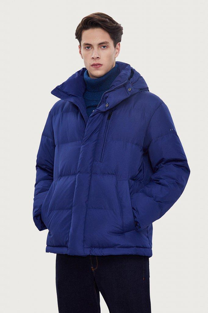 Куртка мужская, Модель W20-21003, Фото №1