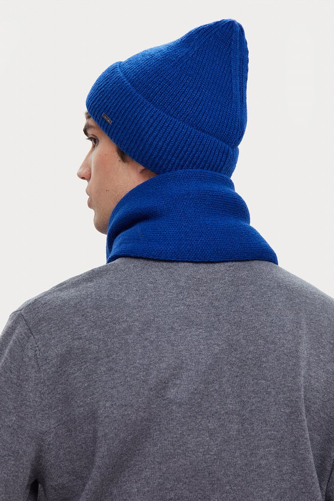 Шарф мужской, Модель W20-21137, Фото №4