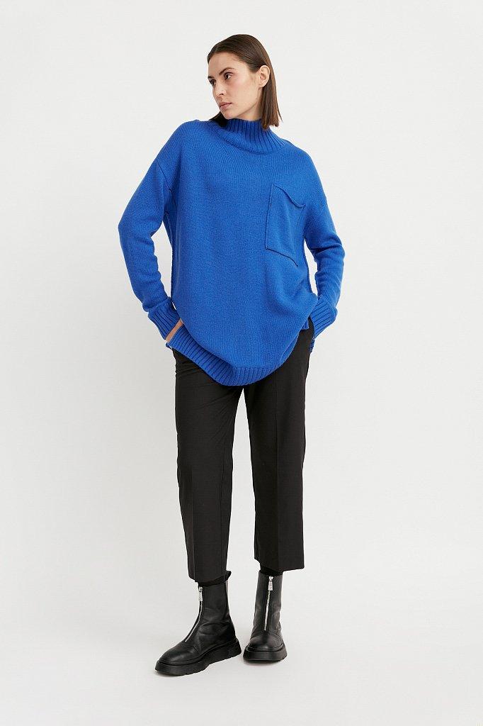 Джемпер женский, Модель W20-11111, Фото №3