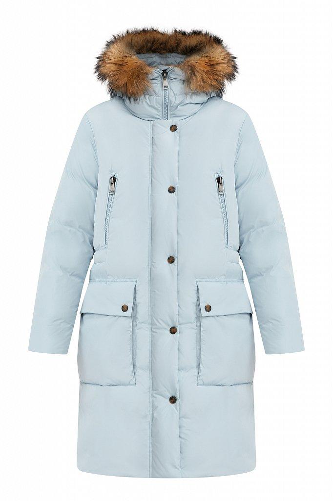 Пальто женское, Модель W20-12013, Фото №8