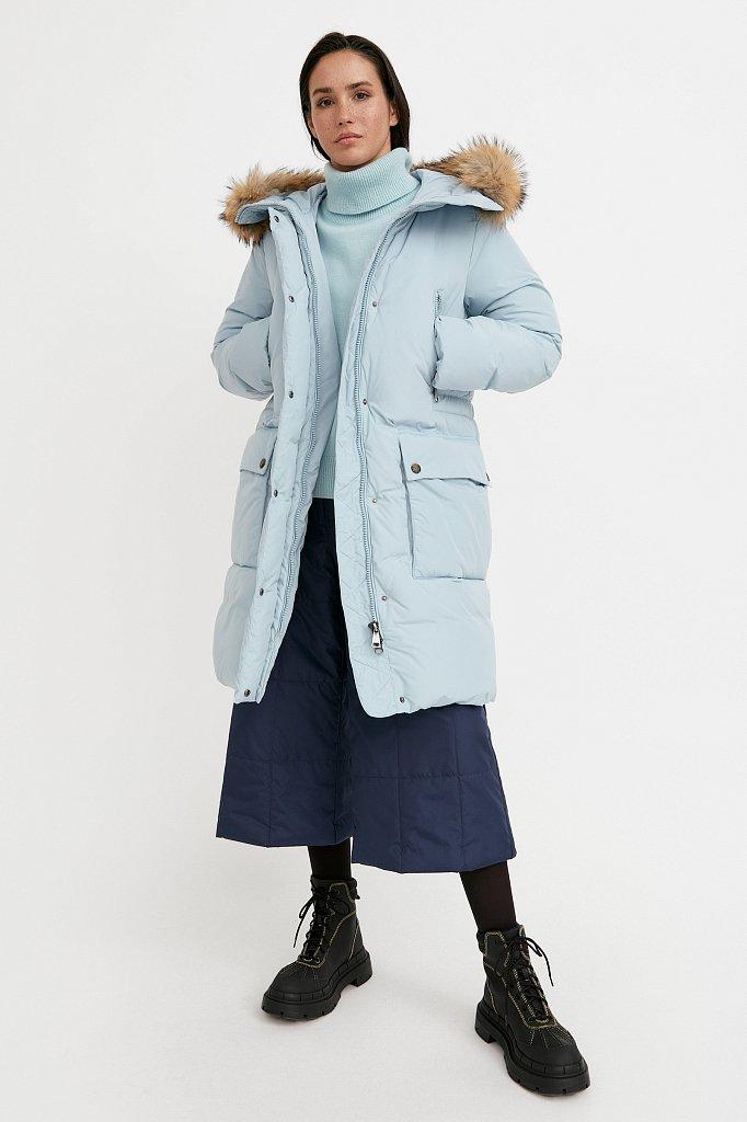 Пальто женское, Модель W20-12013, Фото №3