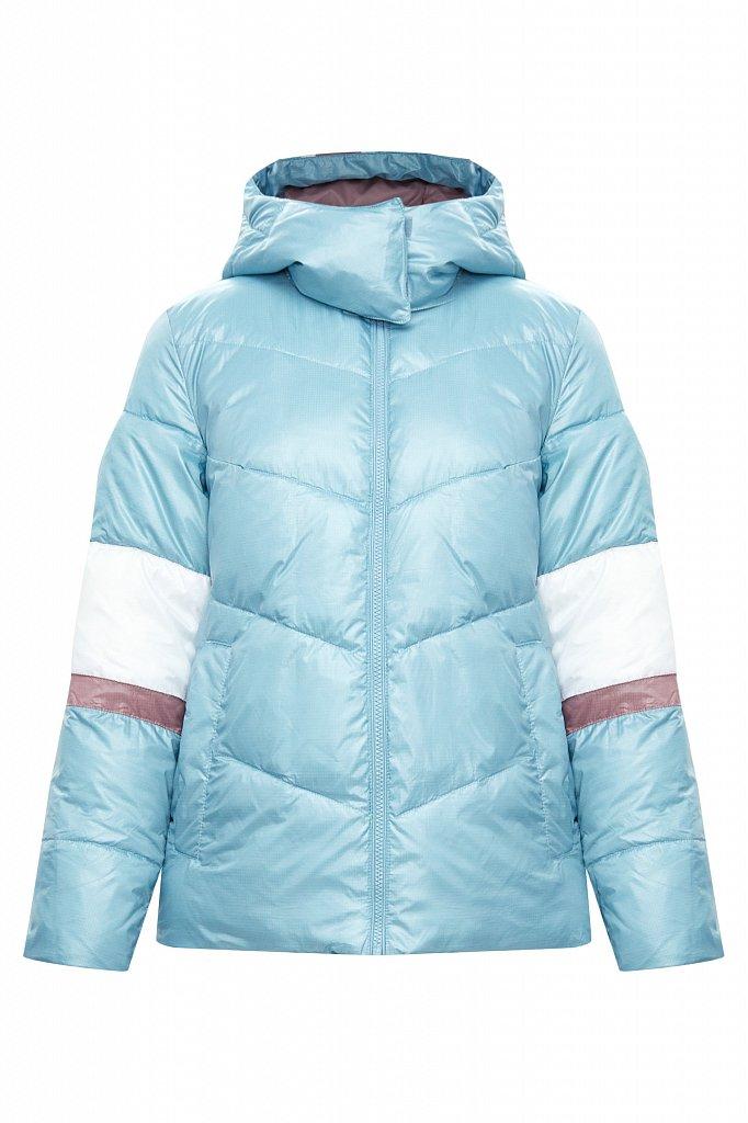Куртка женская, Модель W20-12034, Фото №8
