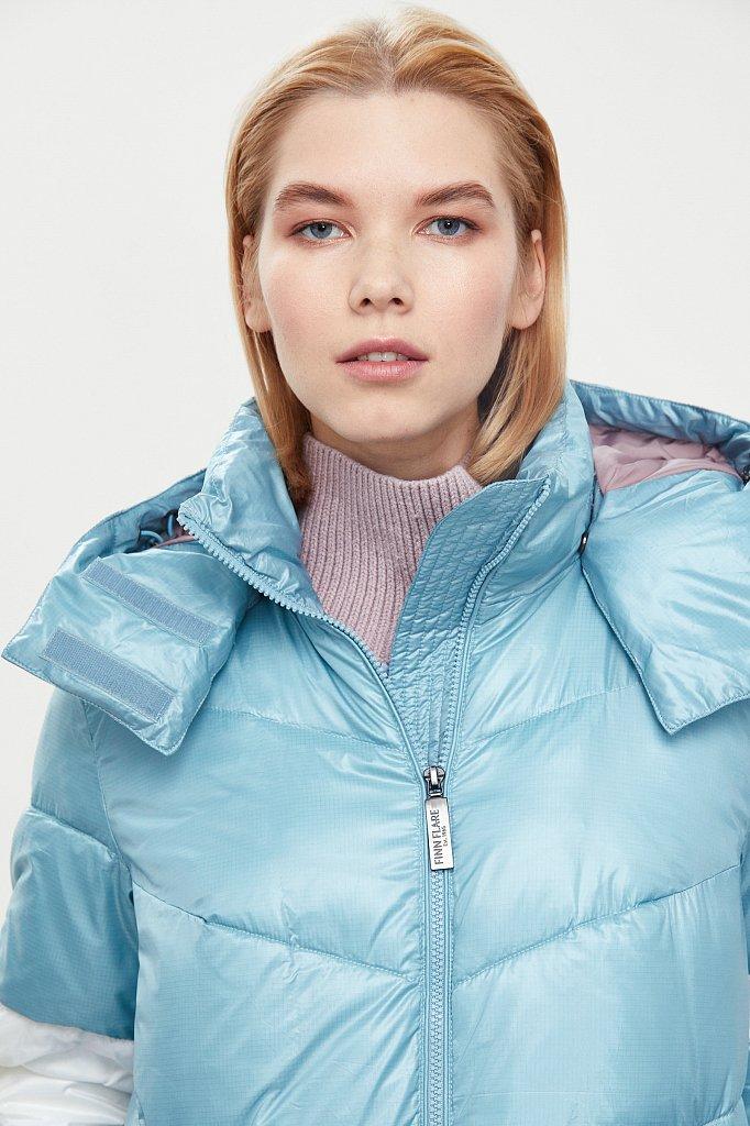 Куртка женская, Модель W20-12034, Фото №6