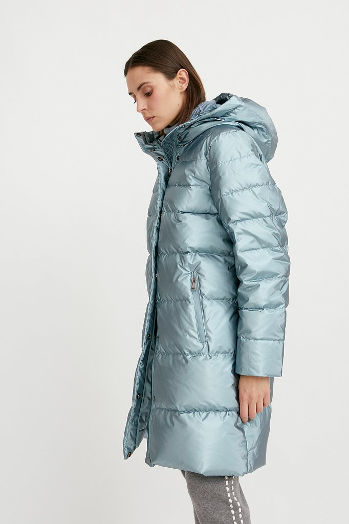 Пальто женское, Модель W20-32002, Фото №4