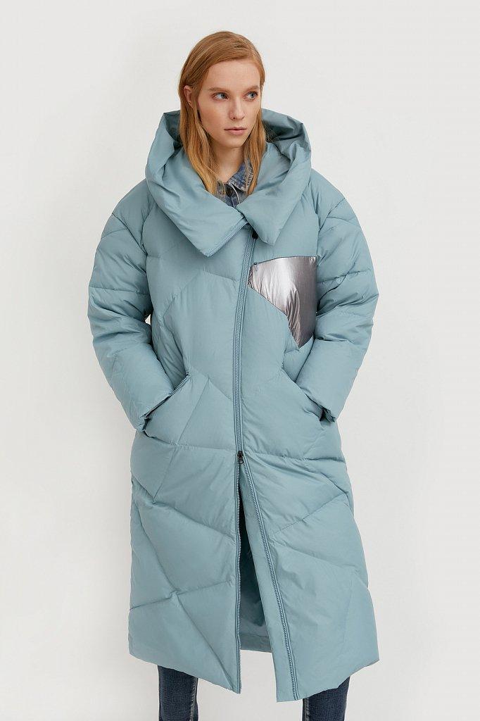 Пальто женское, Модель W20-32009, Фото №2