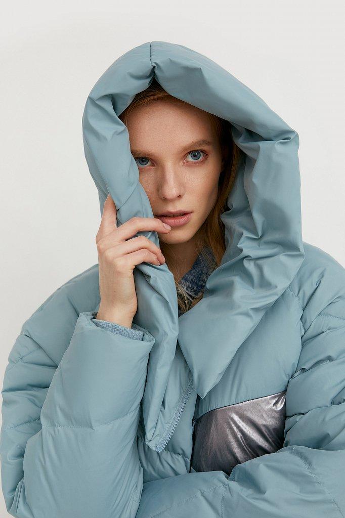 Пальто женское, Модель W20-32009, Фото №7