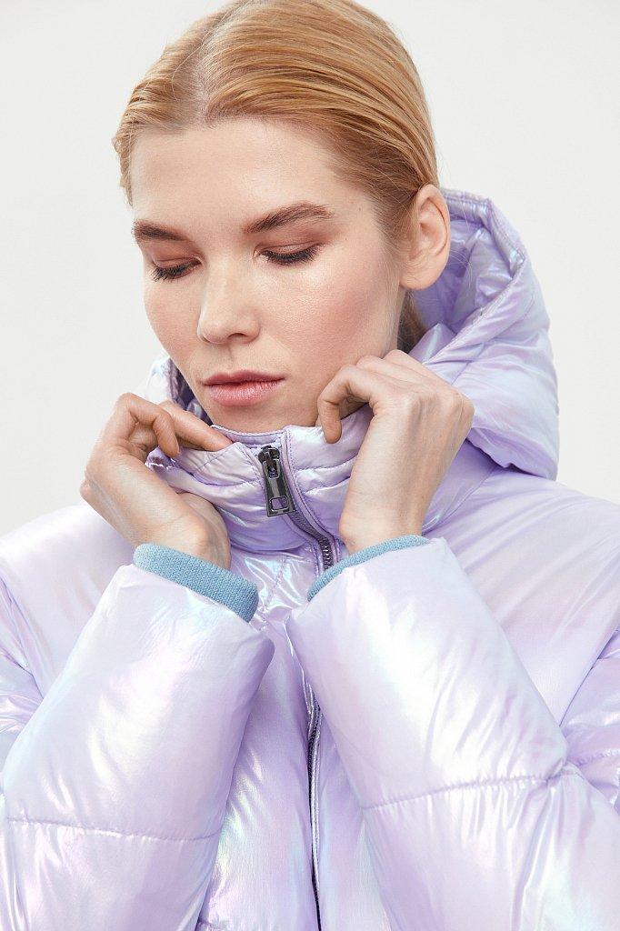 Куртка женская, Модель W20-32033, Фото №1