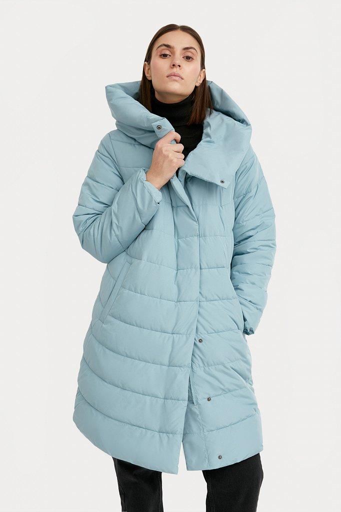 Пальто женское, Модель W20-32042, Фото №2