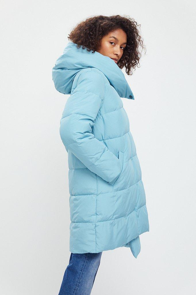 Пальто женское, Модель W20-32043, Фото №4