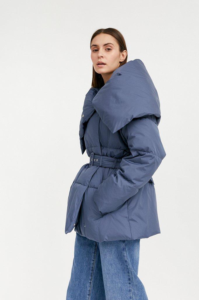 Куртка женская, Модель W20-11045, Фото №4