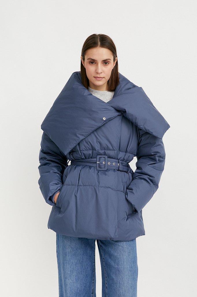 Куртка женская, Модель W20-11045, Фото №5