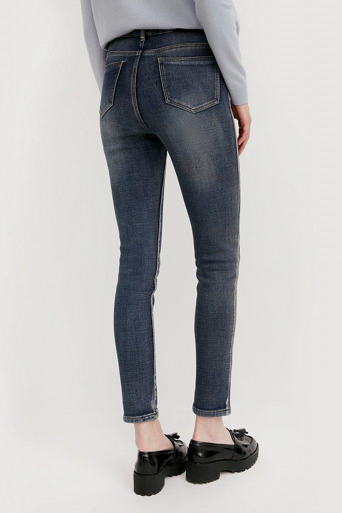 Брюки женские (джинсы), Модель W20-15003, Фото №3