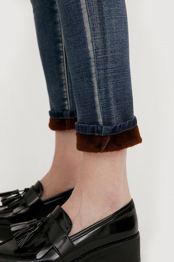 Брюки женские (джинсы), Модель W20-15003, Фото №4