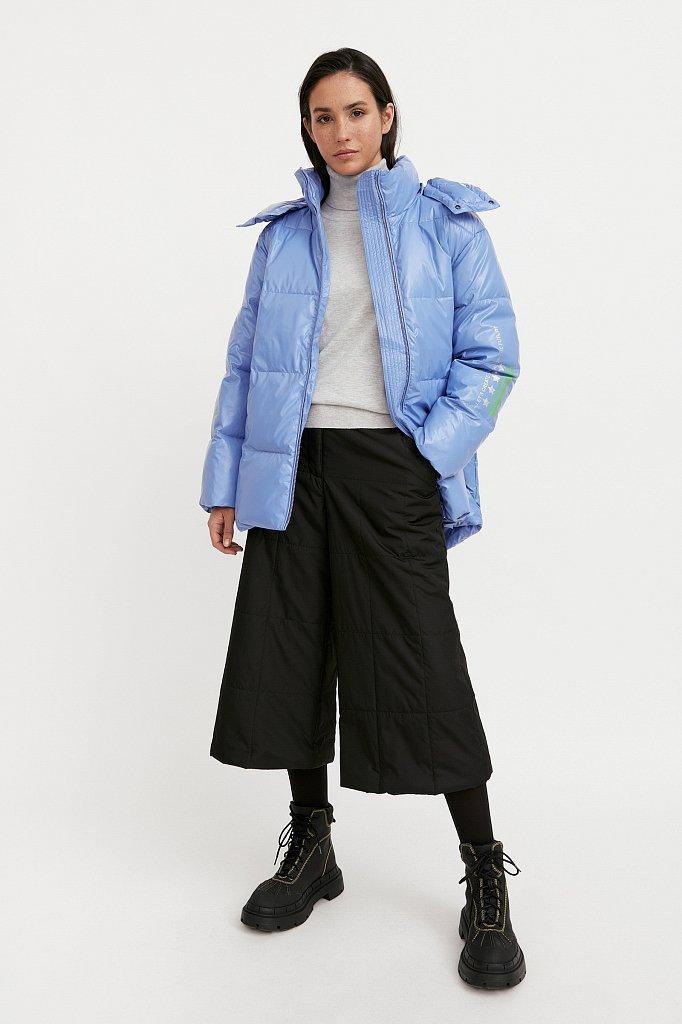 Куртка женская, Модель W20-32035, Фото №2
