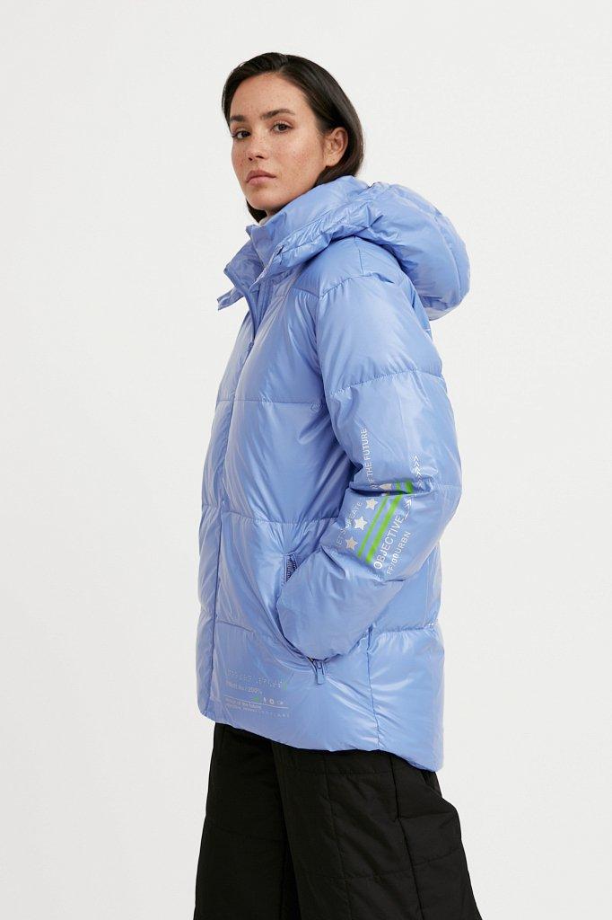 Куртка женская, Модель W20-32035, Фото №3
