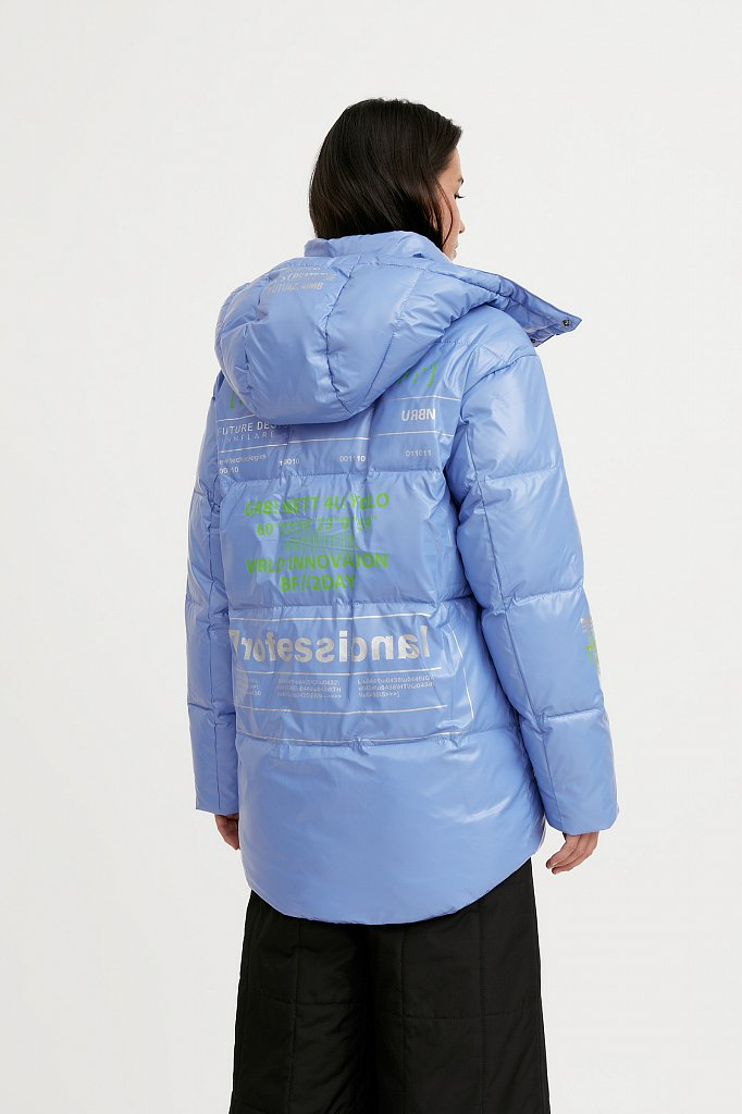 Куртка женская, Модель W20-32035, Фото №5