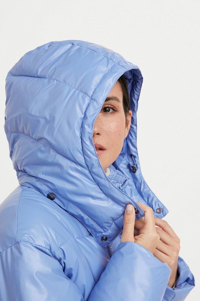 Куртка женская, Модель W20-32035, Фото №8