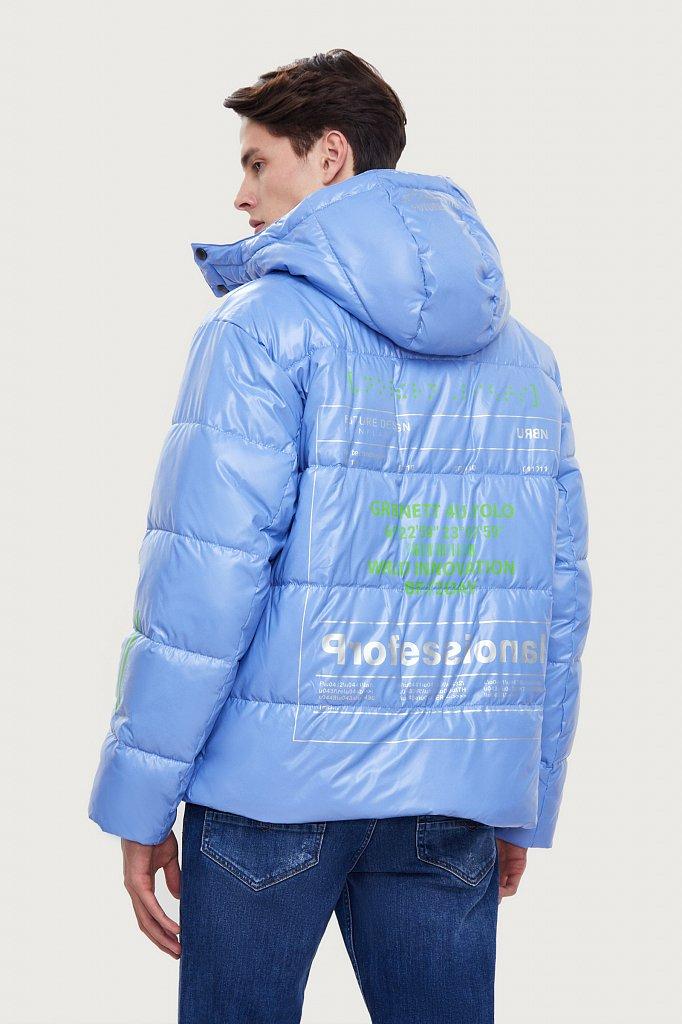 Куртка мужская, Модель W20-42015, Фото №1