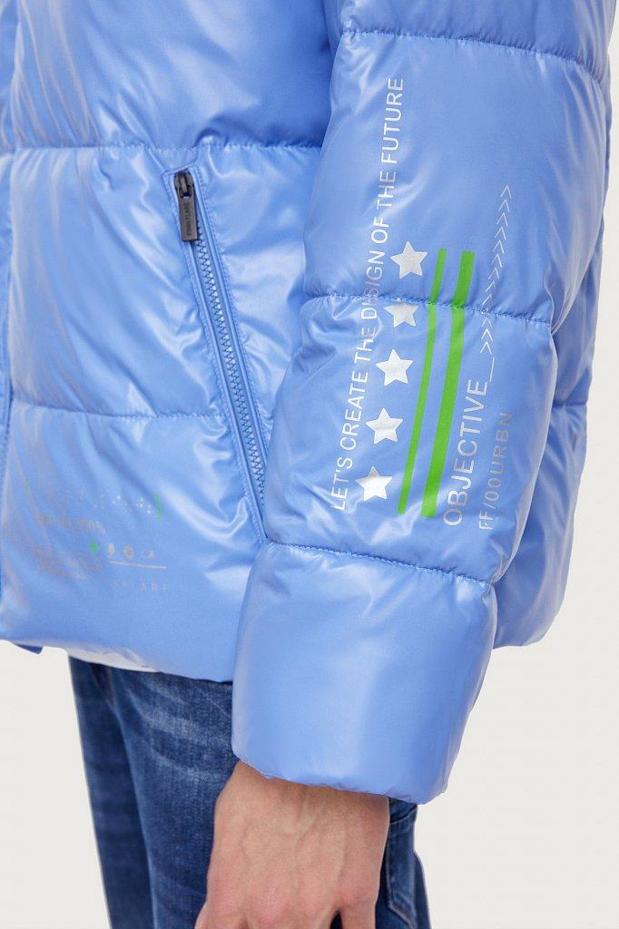 Куртка мужская, Модель W20-42015, Фото №6
