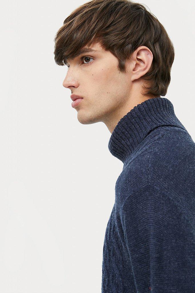 Джемпер мужской, Модель W20-22119, Фото №5