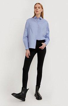 Брюки женские (джинсы) W20-15000
