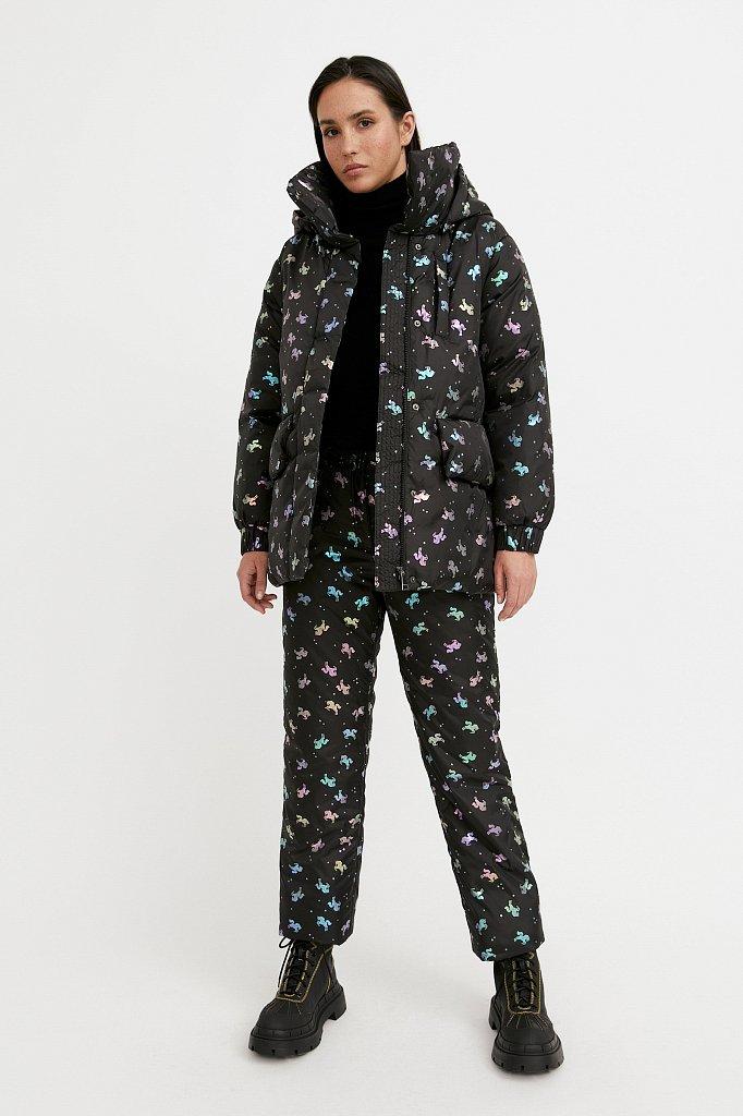 Куртка женская, Модель W20-11042, Фото №3