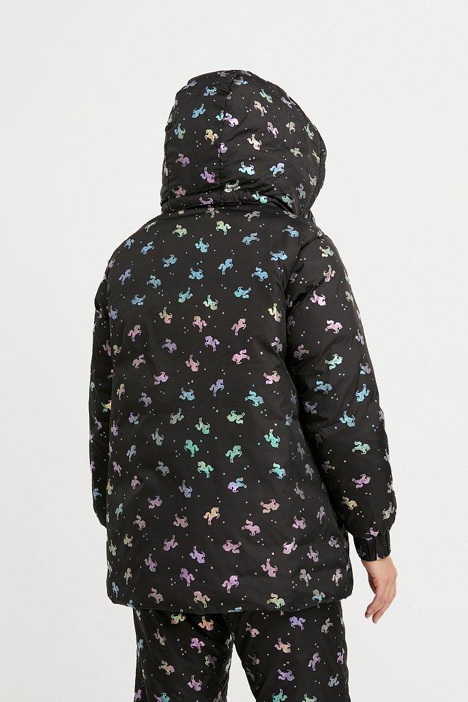 Куртка женская, Модель W20-11042, Фото №5