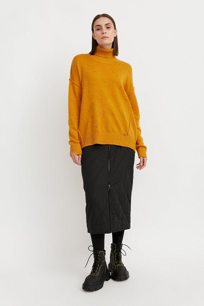 Юбка женская, Модель W20-12019, Фото №1