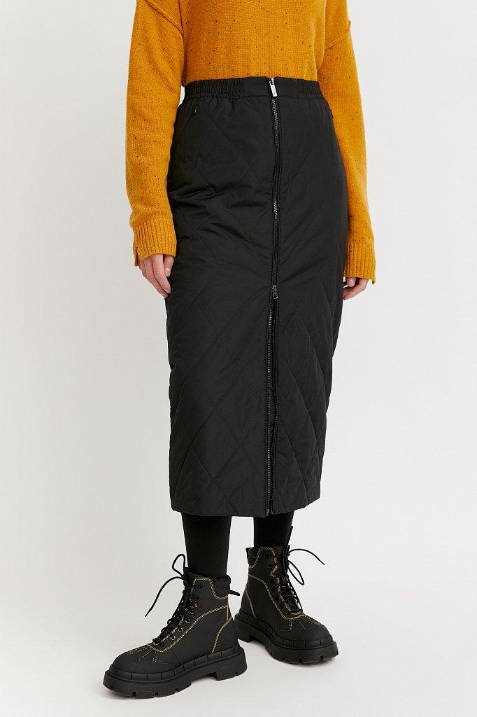 Юбка женская, Модель W20-12019, Фото №2