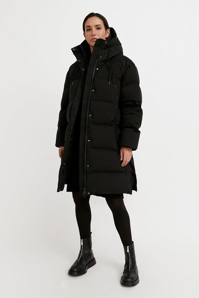 Пальто женское, Модель W20-12037, Фото №1