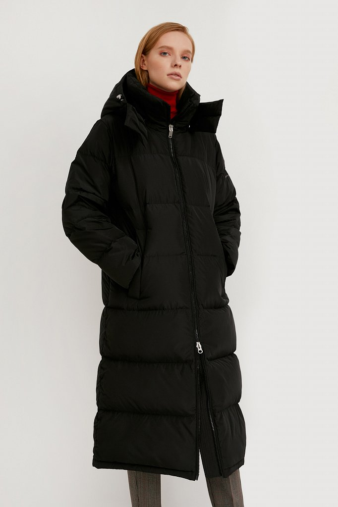 Пальто женское, Модель W20-12038, Фото №3