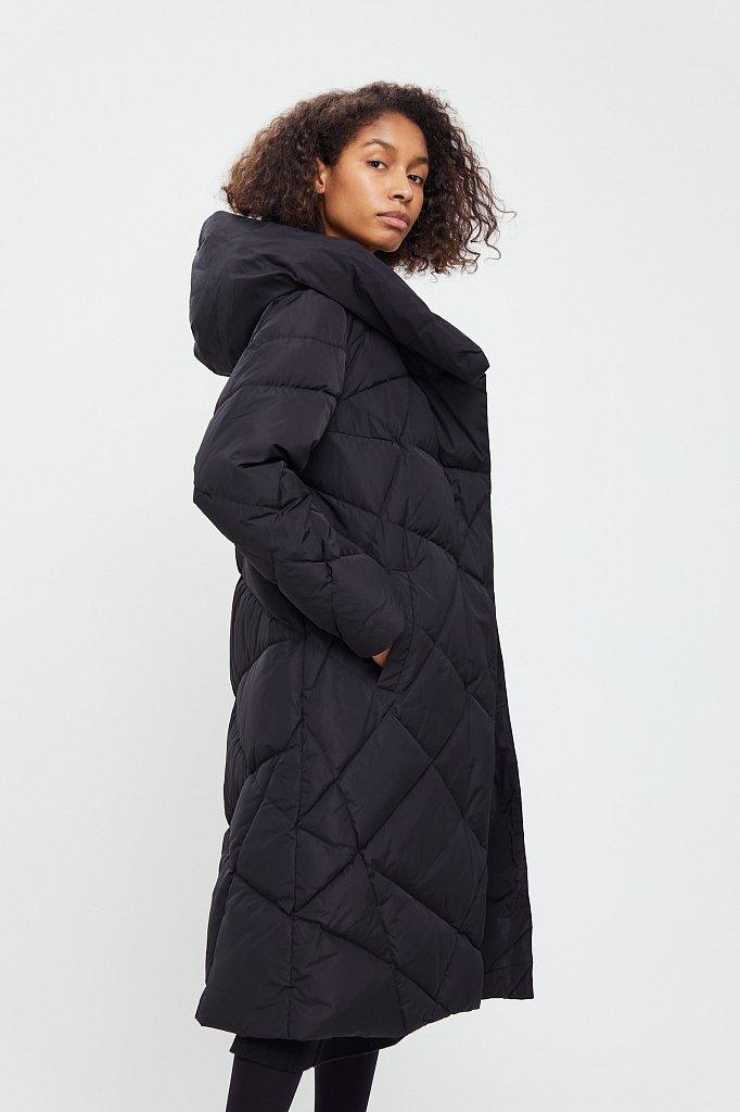 Пальто женское, Модель W20-12041, Фото №4