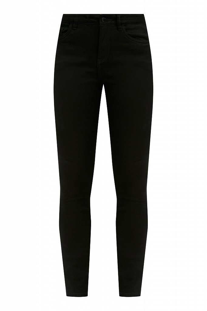 Брюки женские (джинсы), Модель W20-15001, Фото №6