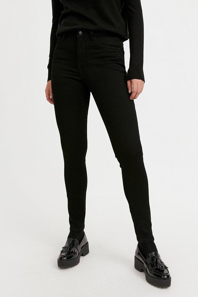 Брюки женские (джинсы), Модель W20-15001, Фото №2