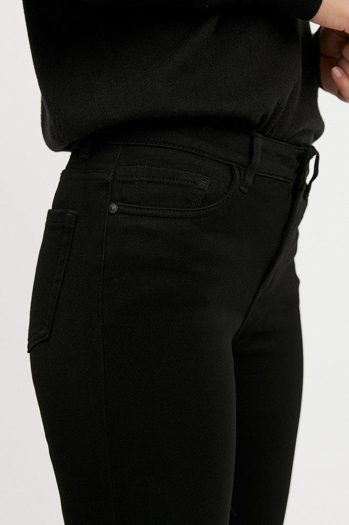 Брюки женские (джинсы), Модель W20-15001, Фото №3