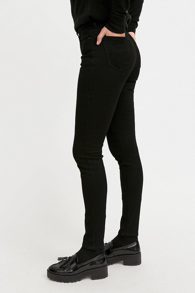 Брюки женские (джинсы), Модель W20-15001, Фото №4