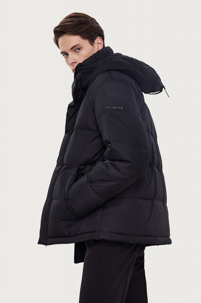 Куртка мужская, Модель W20-21003, Фото №2